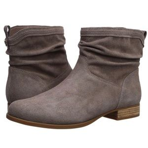 Ugg Koolaburra Lorelei Suede Ankle Boots New 6